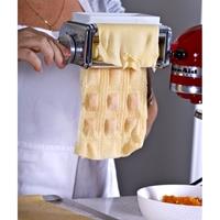 תמונה של רביולי בטטה, מרווה וחמאה