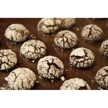 תמונה של עוגיות שוקולד קפה