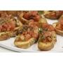 תמונה של ברוסקטה עגבניות וצלפים