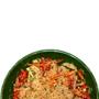 תמונה של סלט אטריות אורז אסיאתי