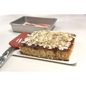 תמונה של עוגת קפה ומייפל