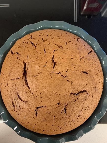 תמונה של עוגת שוקולד ב-3 מרכיבים