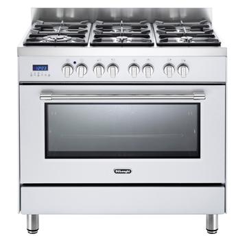 """תמונה של תנור משולב רוחב 90 ס""""מ DELONGHI NDS981"""